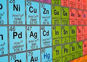 Laboratório de análise química ambiental